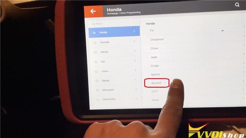 Vvdi Key Tool Plus Pad Program Honda Accord 2013 All Key Lost (4)