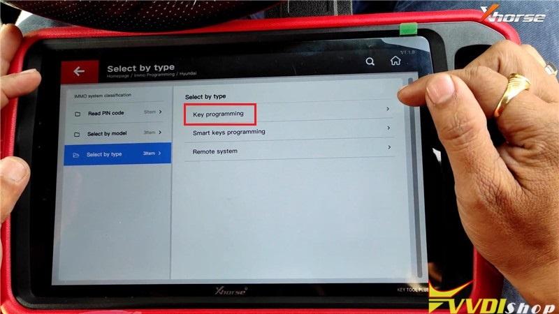 Vvdi Key Tool Plus Pad Program Hyundai Grand I10 Remote Key (14)