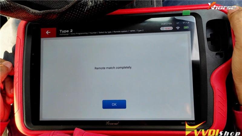 Vvdi Key Tool Plus Pad Program Hyundai Grand I10 Remote Key (26)