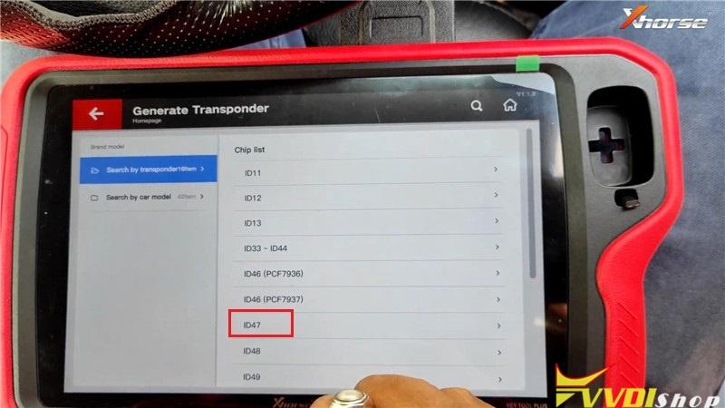 Vvdi Key Tool Plus Pad Program Hyundai Grand I10 Remote Key (3)
