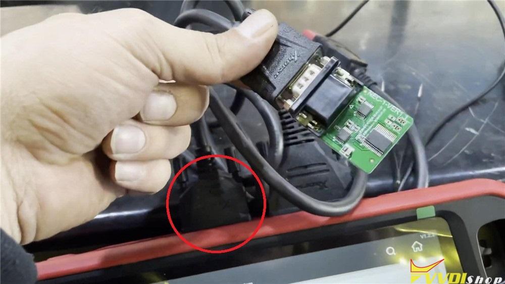 Vvdi Key Tool Plus Read 2004 Mercedes Sl500 Nec Adapter (3)
