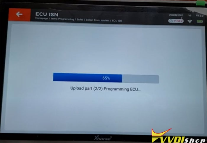 Vvdi Key Tool Plus Read Msv80 11