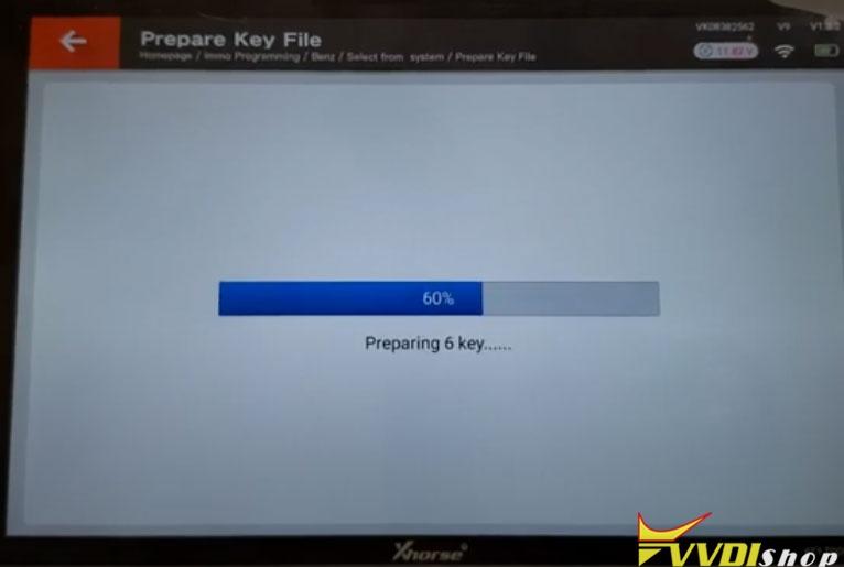 Vvdi Key Tool Plus W207 W204 Akl 27