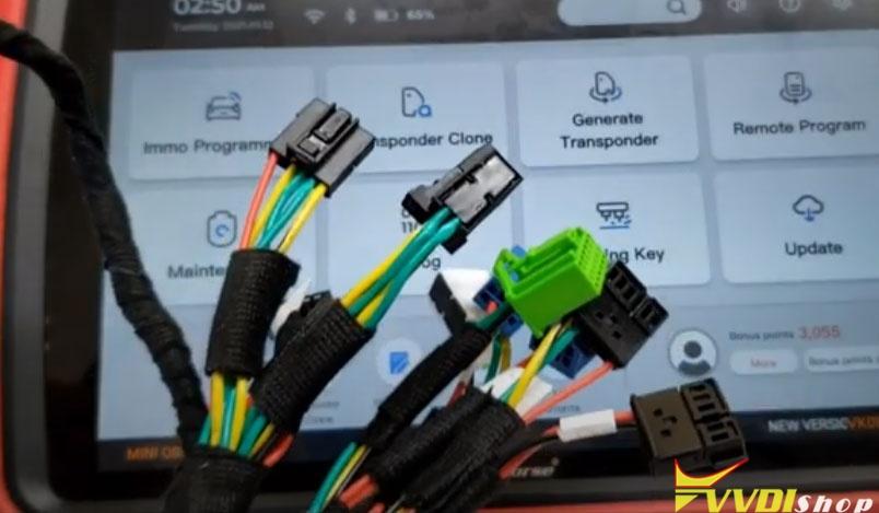 Vvdi Key Tool Plus W207 W204 Akl 4