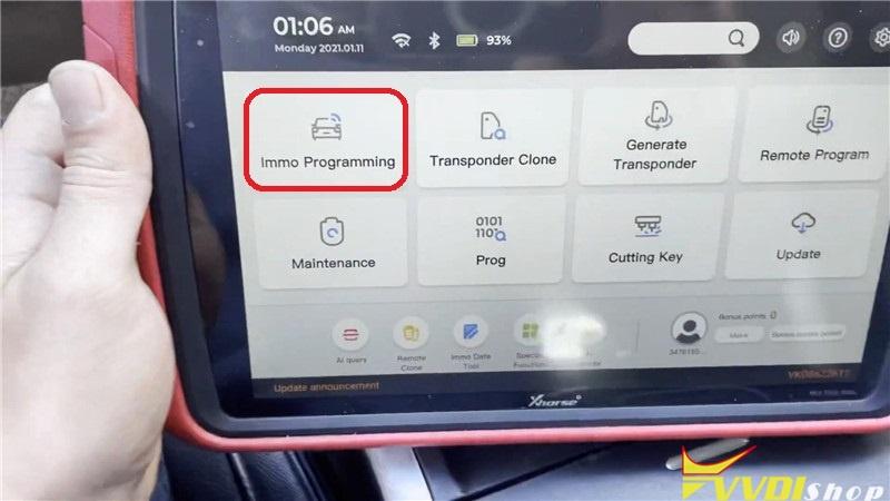 Mazda Cx 7 2007 Adds A Key By Vvdi Key Tool Plus Pad In 2mins (1)