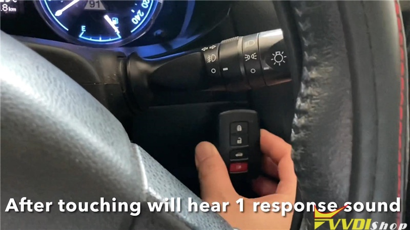 Vvdi Key Tool Plus Pad Add A Remote For Toyota Corrola Altis 2014 (12)