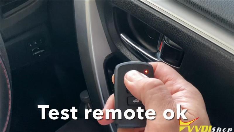 Vvdi Key Tool Plus Pad Add A Remote For Toyota Corrola Altis 2014 (16)