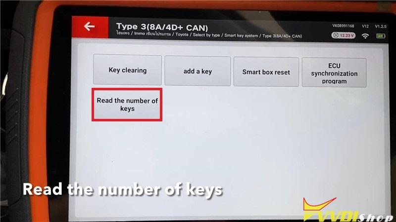 Vvdi Key Tool Plus Pad Add A Remote For Toyota Corrola Altis 2014 (6)