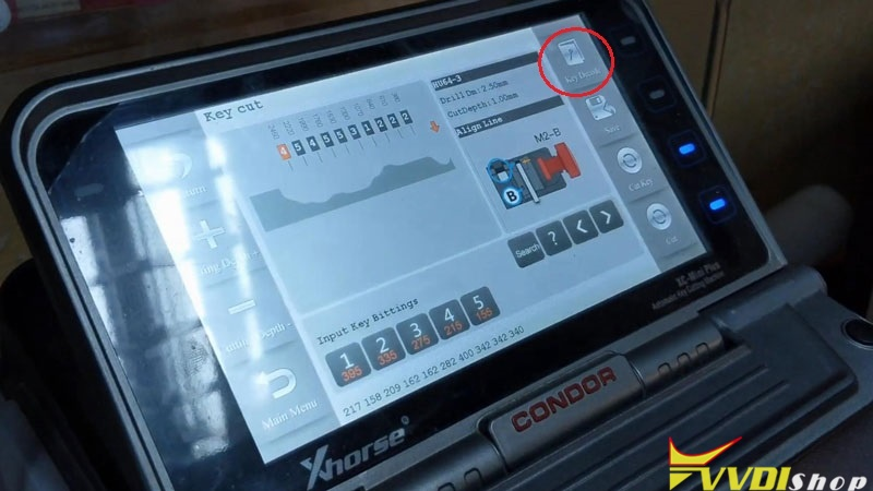 Copy A Mercedes Sprinter W906 2007 2011 Key By Condor Xc Mini (6)