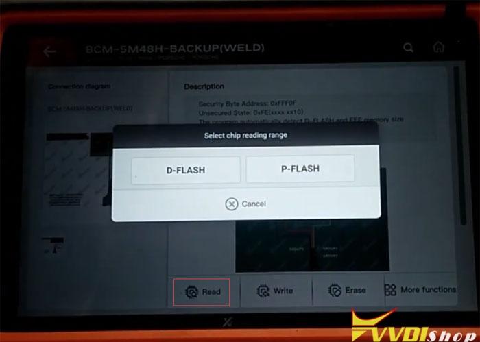Vvdi Key Tool Plus Cayenne 2014 Key 10
