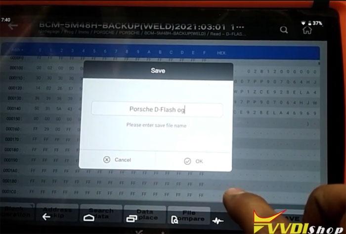 Vvdi Key Tool Plus Cayenne 2014 Key 12
