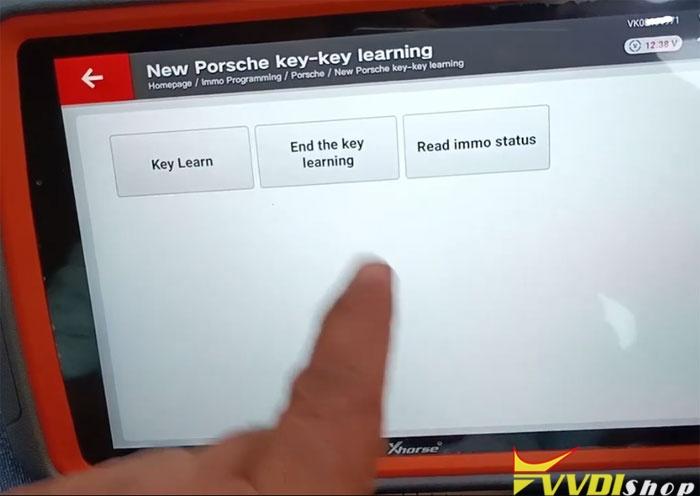 Vvdi Key Tool Plus Cayenne 2014 Key 23