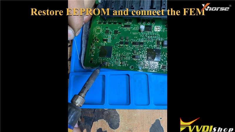 Vvdi Key Tool Plus Program Bmw 320d 2013 Fem Bdc All Key Lost (11)