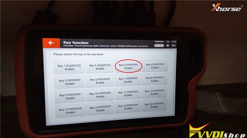 Vvdi Key Tool Plus Program Bmw 320d 2013 Fem Bdc All Key Lost (16)