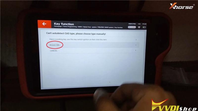 Vvdi Key Tool Plus Program Bmw 320d 2013 Fem Bdc All Key Lost (17)