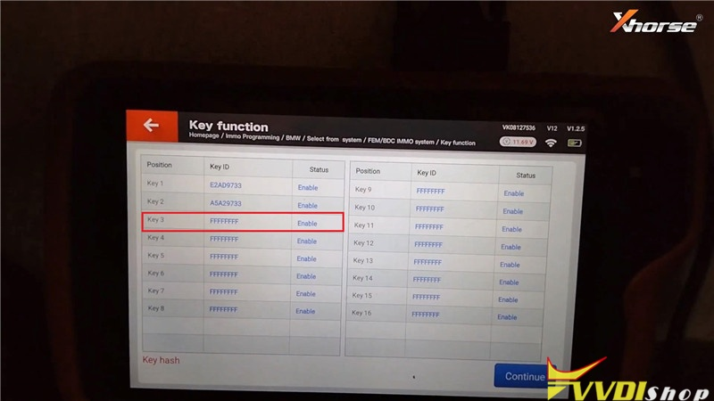 Vvdi Key Tool Plus Program Bmw 320d 2013 Fem Bdc All Key Lost (4)