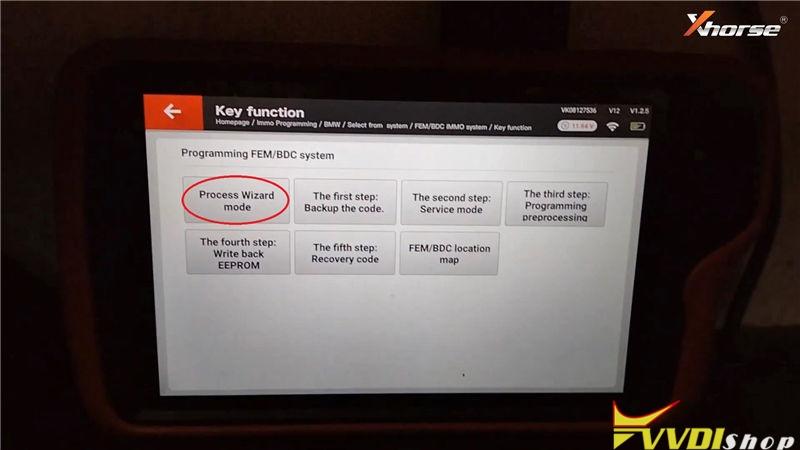 Vvdi Key Tool Plus Program Bmw 320d 2013 Fem Bdc All Key Lost (6)