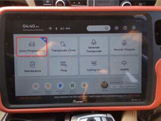 Vvdi Key Tool Plus Program Bmw 520d 2011 Cas4 Akl By Obd (1)