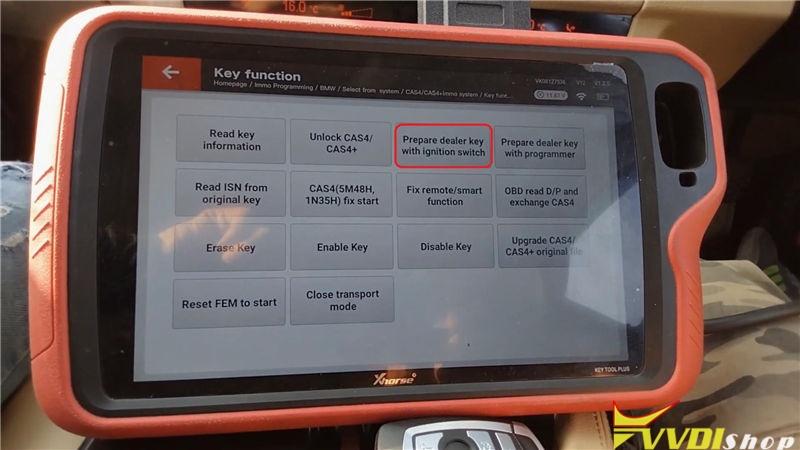 Vvdi Key Tool Plus Program Bmw 520d 2011 Cas4 Akl By Obd (12)