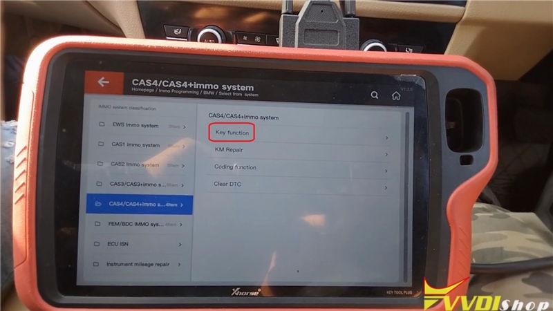 Vvdi Key Tool Plus Program Bmw 520d 2011 Cas4 Akl By Obd (3)