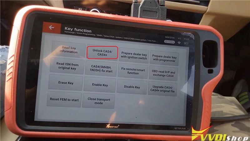 Vvdi Key Tool Plus Program Bmw 520d 2011 Cas4 Akl By Obd (8)