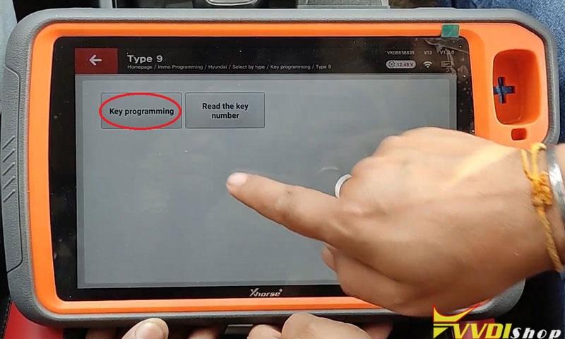 Vvdi Key Tool Plus Program Hyundai Venue 2020 Id4a Key (5)