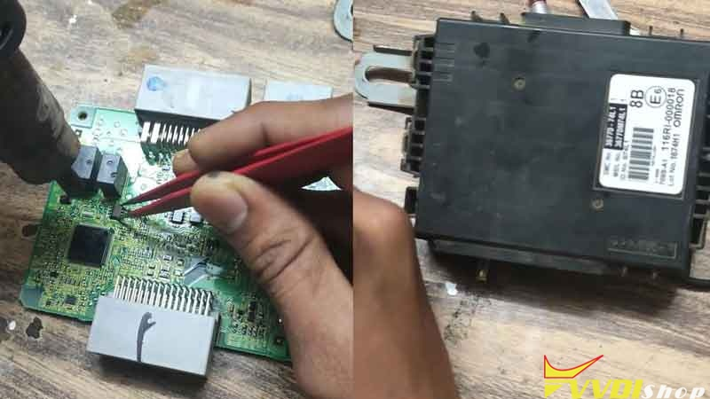 Vvdi Key Tool Plus Program Suzuki Swift 2012 93c86 Key By Eeprom (1)
