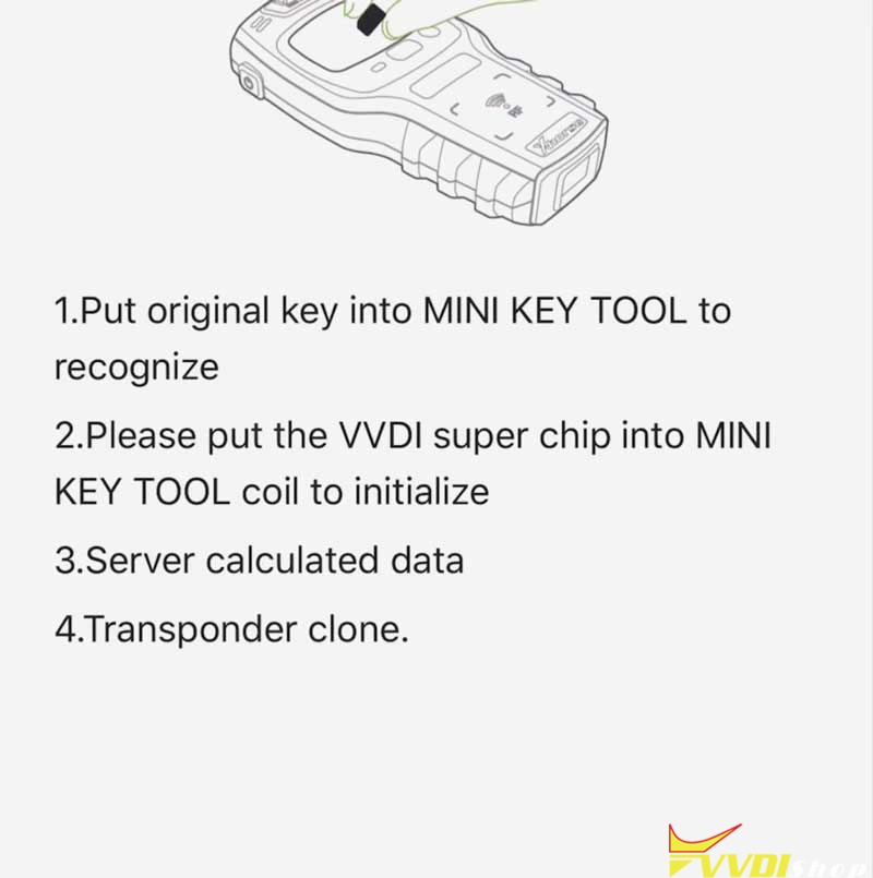 Vvdi Mini Key Tool Clone 2015 Toyota Corolla Super Chip (4)