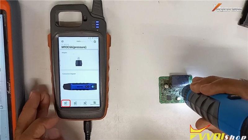 Vvdi Mini Prog Key Tool Max Program Toyota G Chip Id72 Key (4)