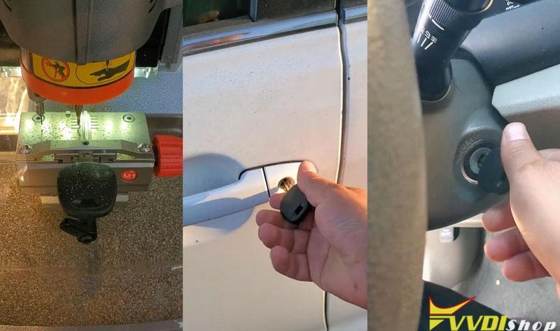 Condor Xc Mini Vvdi Key Tool Max Make A Key For Toyota Camry 2007 (3)