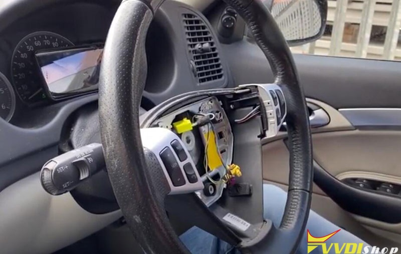 Vvdi2 Vvdiprog Saab 9 3 Key 1