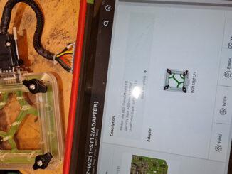 Xhorse Key Tool Plus Benz Eis Ezs Adapter Set 1