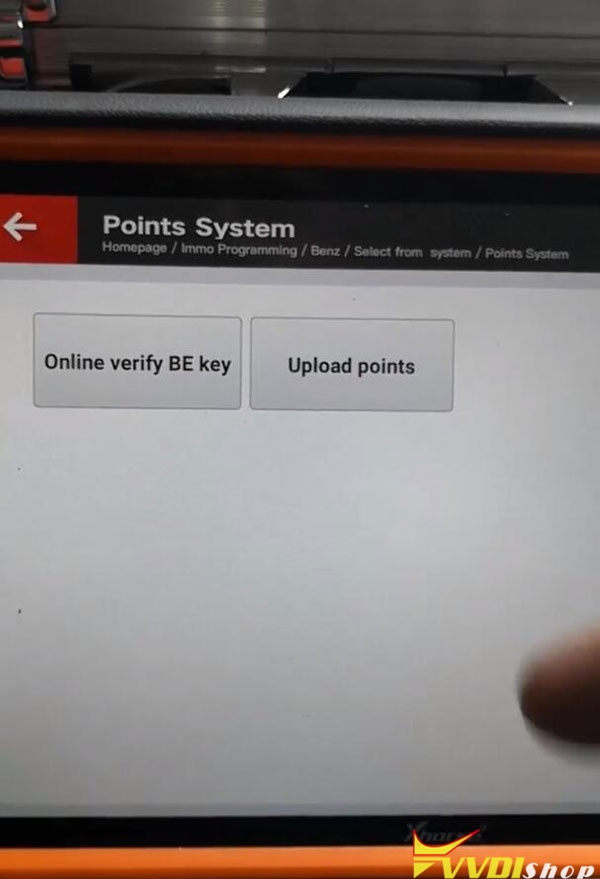 Xhorse Key Tool Plus Mb Points 5