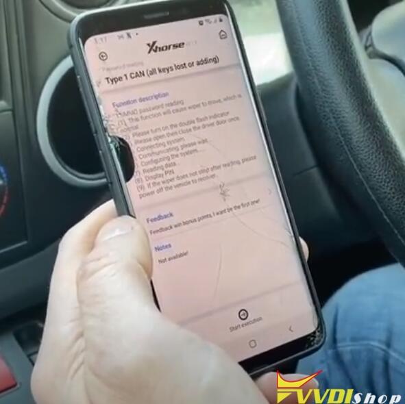 Xhorse Mini Obd Read Pin Partner 7