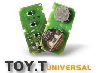 Xhorse Toyota Universal Smart Key 2