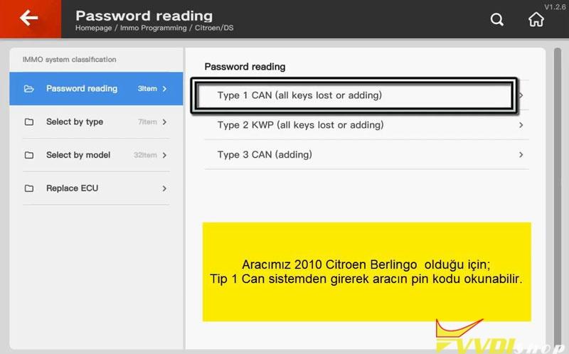 Xhorse Vvdi Key Tool Plus Adds A Key For 2010 Citroen Berlingo (3)