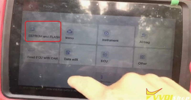 Xhorse Vvdi Key Tool Plus Adds A Key For Porsche Cayenne S (5)