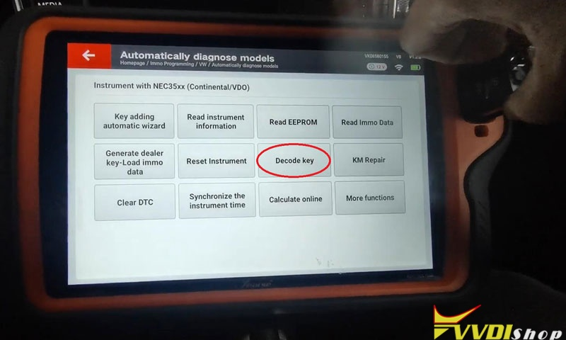Xhorse Vvdi Key Tool Plus Adds A Key For Vw Mk7 Mqb 2014 (13)
