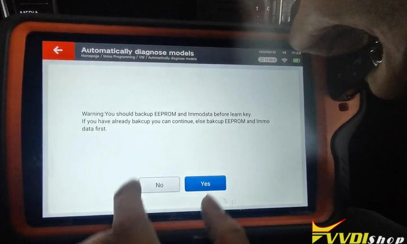 Xhorse Vvdi Key Tool Plus Adds A Key For Vw Mk7 Mqb 2014 (14)