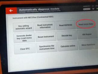 Xhorse Vvdi Key Tool Plus Adds A Key For Vw Mk7 Mqb 2014 (2)