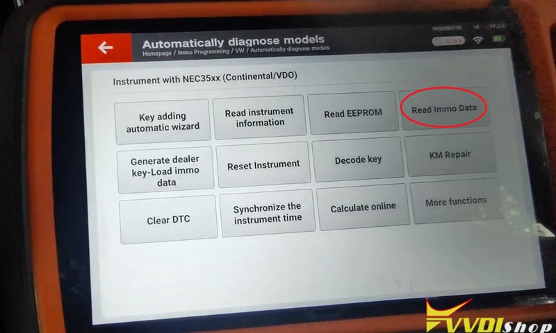 Xhorse Vvdi Key Tool Plus Adds A Key For Vw Mk7 Mqb 2014 (2)