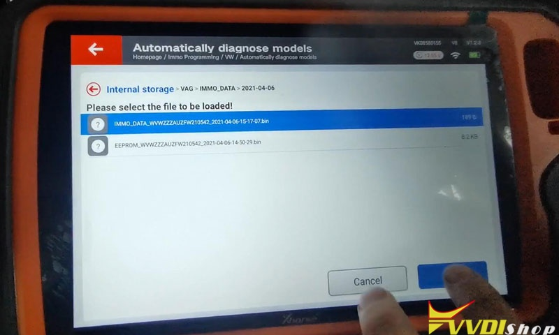 Xhorse Vvdi Key Tool Plus Adds A Key For Vw Mk7 Mqb 2014 (7)