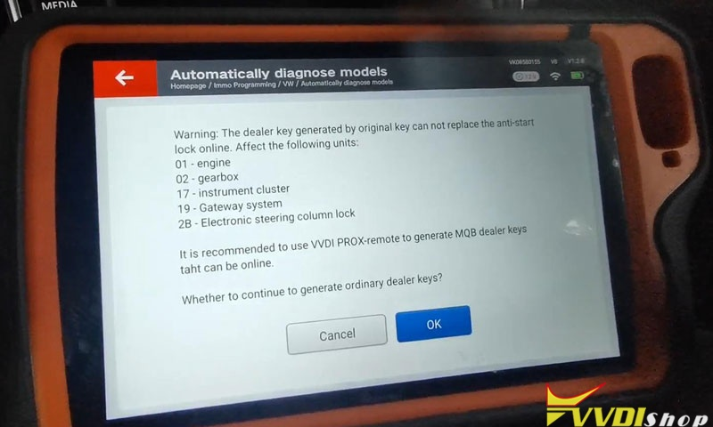 Xhorse Vvdi Key Tool Plus Adds A Key For Vw Mk7 Mqb 2014 (9)