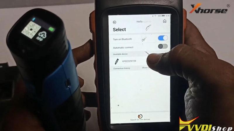 Xhorse Vvdi Mini Prog Key Tool Max Read Renault Duster Bcm Ic95040 (2)
