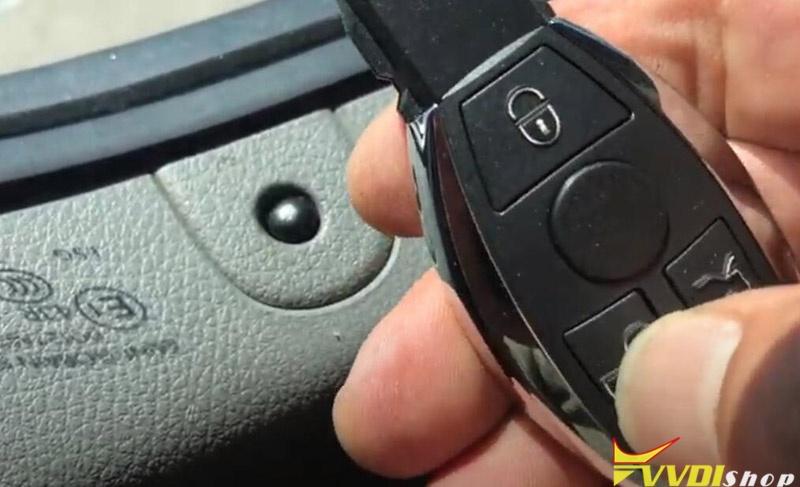 Benz W906 All Keys Lost Vvdi Mb 25