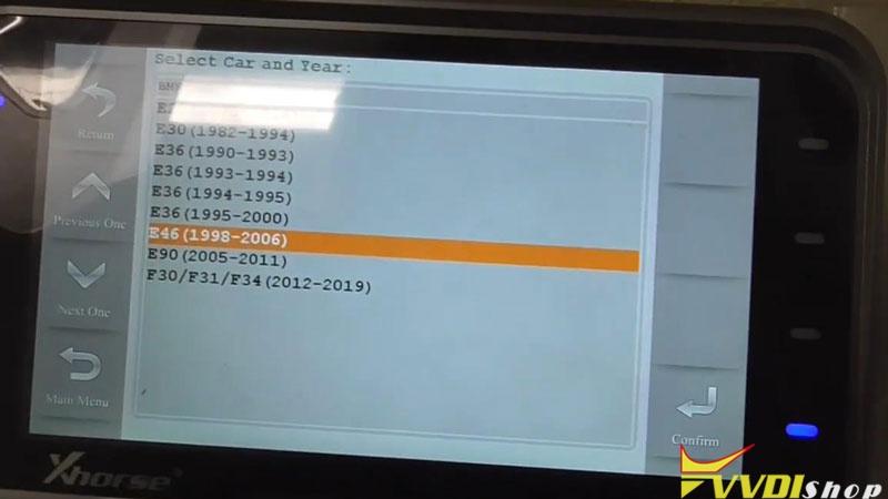 Bmw 320 E46 Key Duplication By Xhorse Condor Xc Mini Plus Success (4)