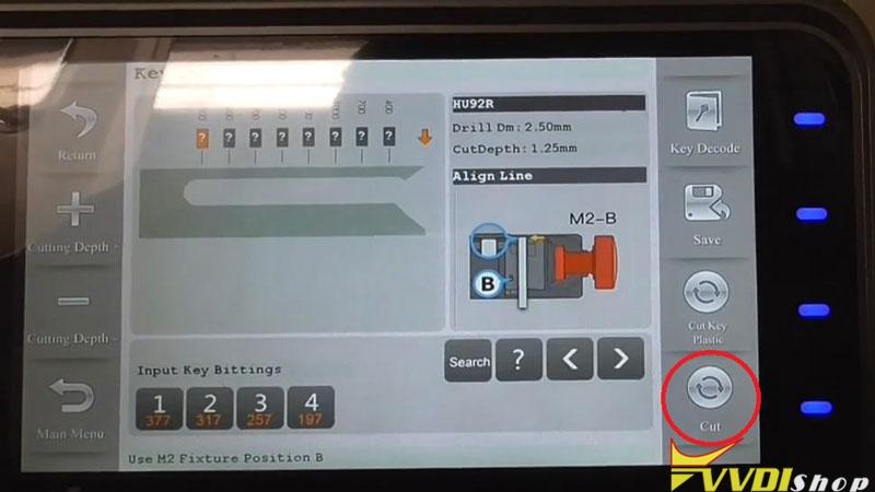 Bmw 320 E46 Key Duplication By Xhorse Condor Xc Mini Plus Success (8)