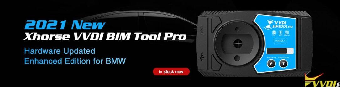 Vvdi Bim Tool Pro New Hardware