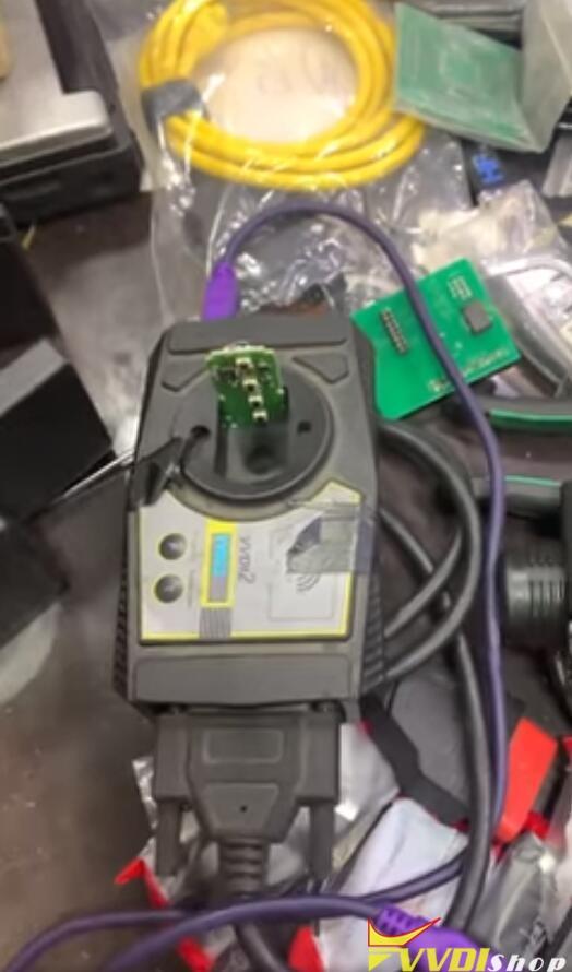 Vvdi2 Toyoota Xm Smart Key 1