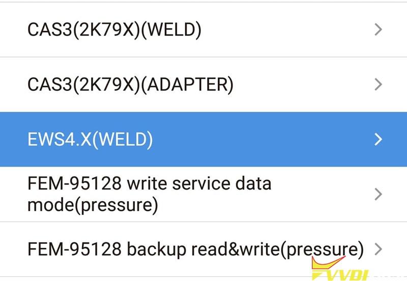 Xhorse Key Tool Plus Bmw Ews4 0